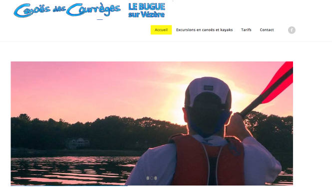 Location de canoës et kayaks en dordogne