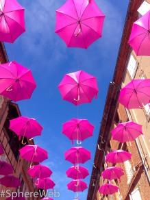 Sphère Web-journée contre le cancer du sein à Albi