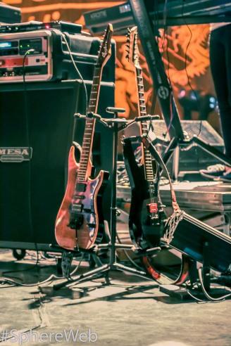 Sphère Web- guitares