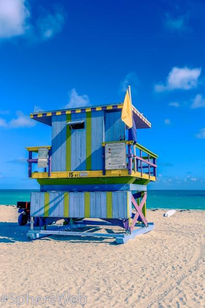 Sphère Web-base sauvetage à Miami