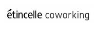 Logo étincelle coworking